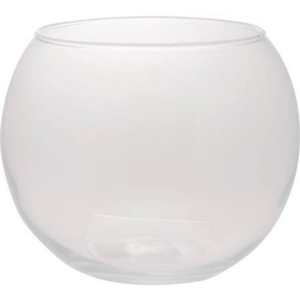 "Medium Fishbowl (8"") in the Hire Glassware category"