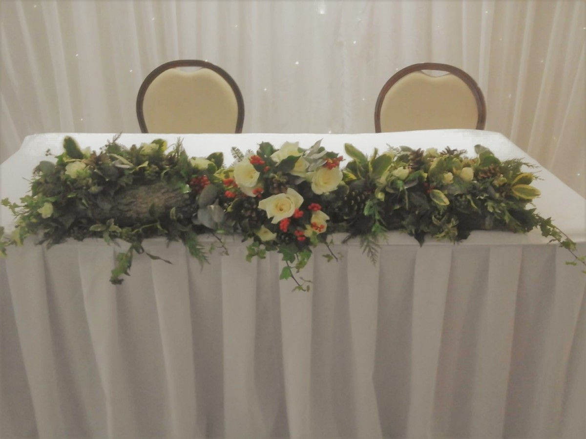 in the Top Table & Registry Flowers category