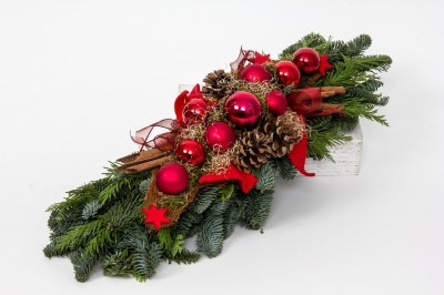 Christmas Arrangement Workshop