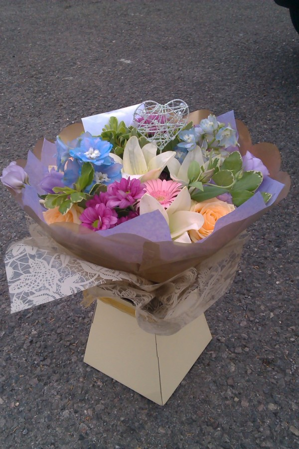 The Sweetie - £27.50 in the Mothers Day Bouquets category