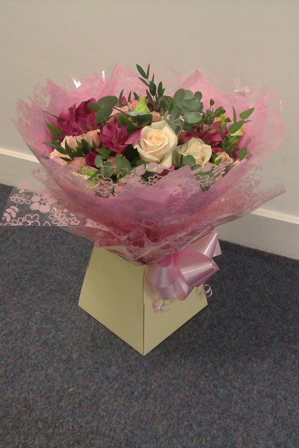 Pretty in Pink - £30.00 in the Mothers Day Bouquets category