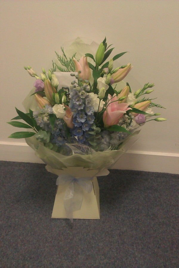 Baby Blush - £35.00 in the Mothers Day Bouquets category