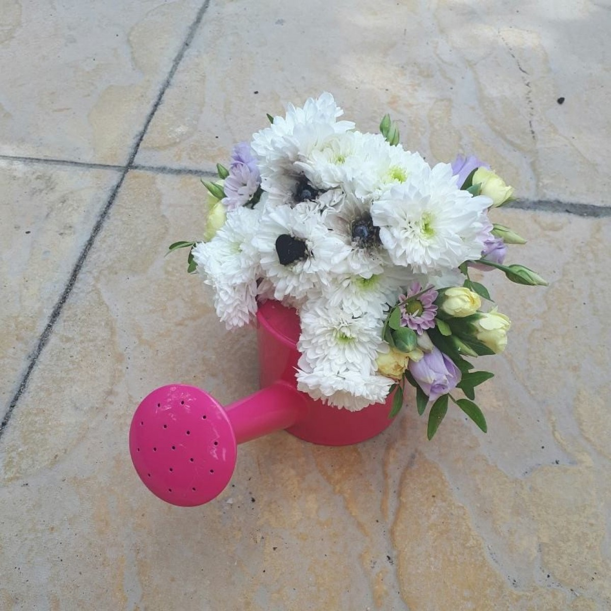 Puppy Bouquet - Mini in the Oasis Arrangements category