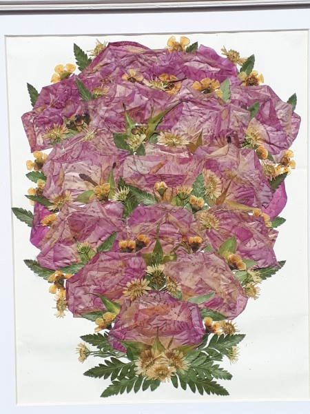 Pressed flowers & Bouquets