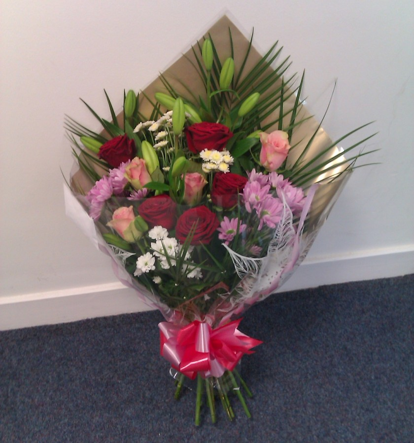 sweetheart - From £30 in the Sympathy Bouquets category