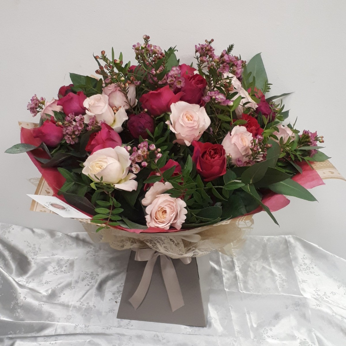 in the Valentine Bouquets category