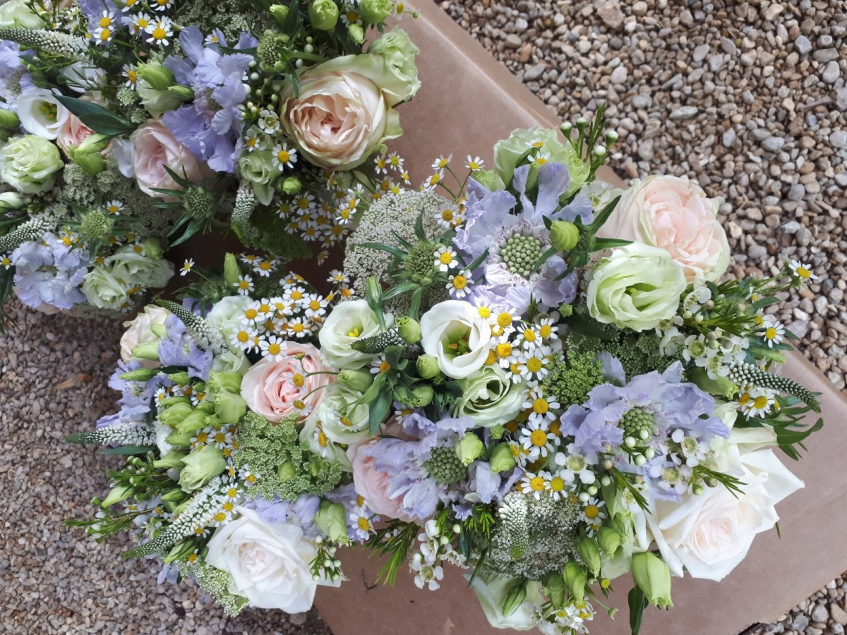 Country summer in the Wedding Bouquets category