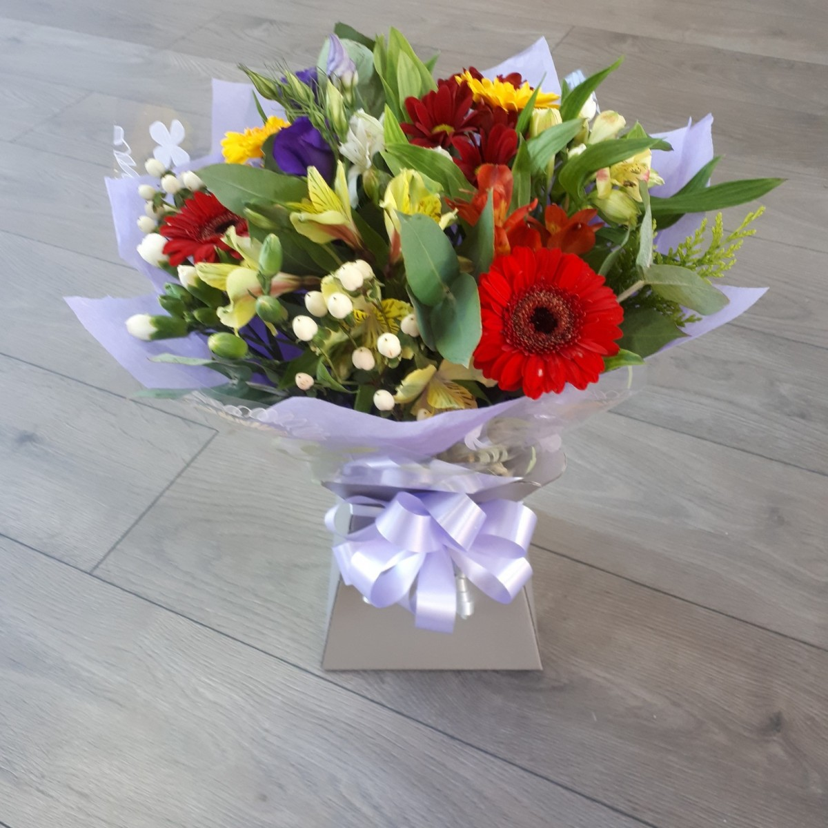 in the Aqua pack Bouquets category